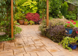 Residential Landscape Construction
